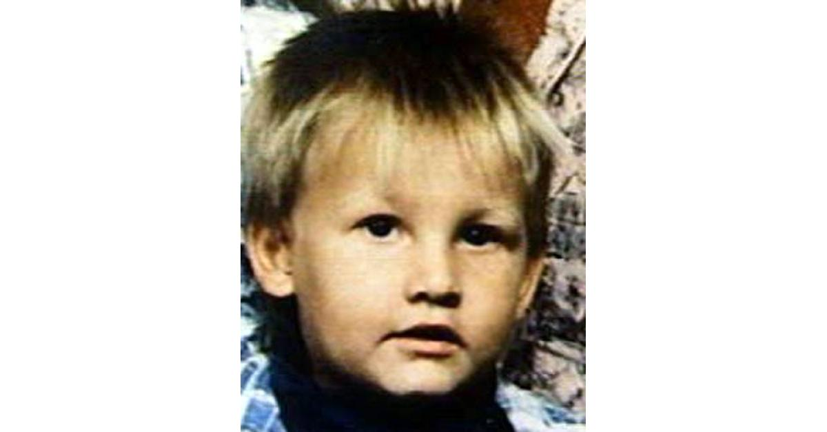 Have you seen this child? RANDI EVERS