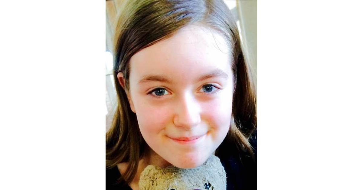 Have you seen this child? EMMA MCCOY